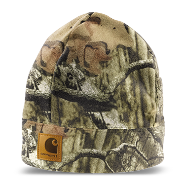 Carhartt Camo Fleece Hat