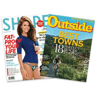 One-Year Magazine Subscription