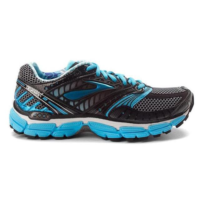 Brooks Glycerin 9 Metallic Pavement / Aquarius / Silver