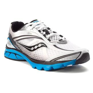 Saucony Kinvara 2 White / Black / Blue