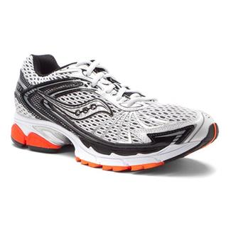 Saucony Ride 4 White / Black / Vizipro