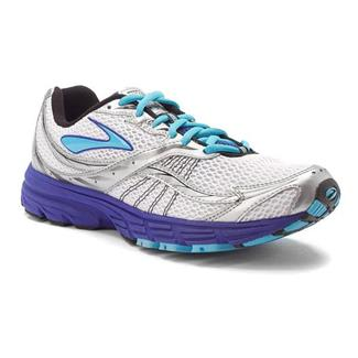 Brooks Launch Cobalt / Aquarius / Silver
