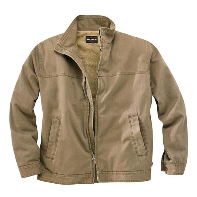 Woolrich Elite Discreet Carry Jacket Dark Wheat