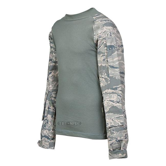 Tru-Spec Nylon / Cotton Twill Combat Shirts Digital Tiger