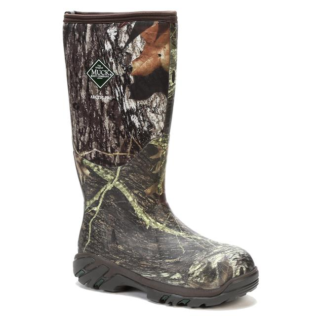 Muck Arctic Pro WP Mossy Oak Break-Up