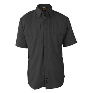 Propper Lightweight Short Sleeve Tactical Dress Shirts Charcoal Gray