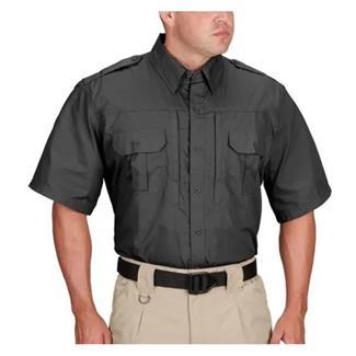 Propper Lightweight Short Sleeve Tactical Shirt Charcoal Gray