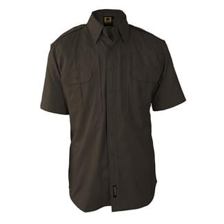 Propper Lightweight Short Sleeve Tactical Dress Shirts Sheriff's Brown