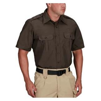 Propper Lightweight Short Sleeve Tactical Shirt Sheriff's Brown