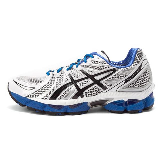 ASICS GEL-Nimbus 13 White / Black / Royal