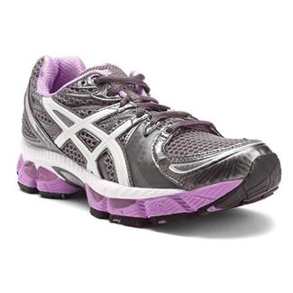 ASICS GEL-Nimbus 13 Castle Rock / White / Violet
