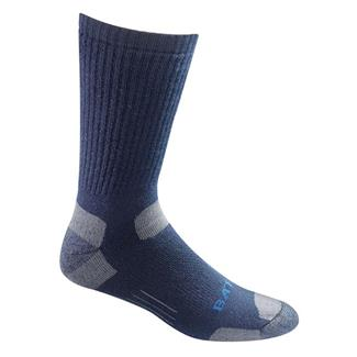 Bates Tactical Uniform Mid Calf Socks - 4 Pair Navy