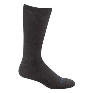 Bates Uniform Dress Socks - 4 Pair Black