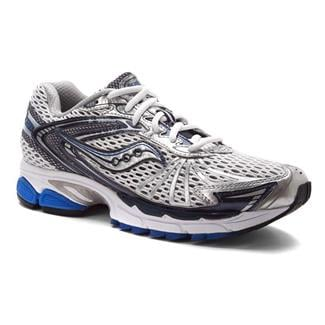 Saucony Ride 4 White / Navy / Blue