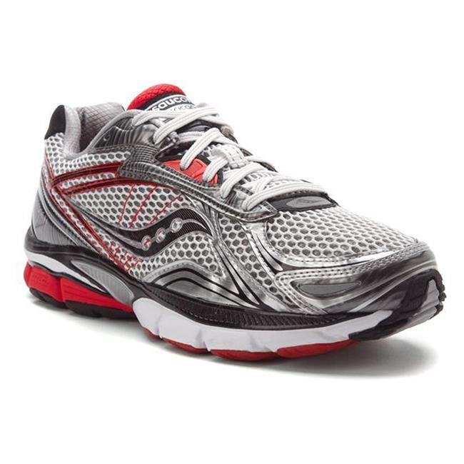Saucony Hurricane 14 White / Black / Red