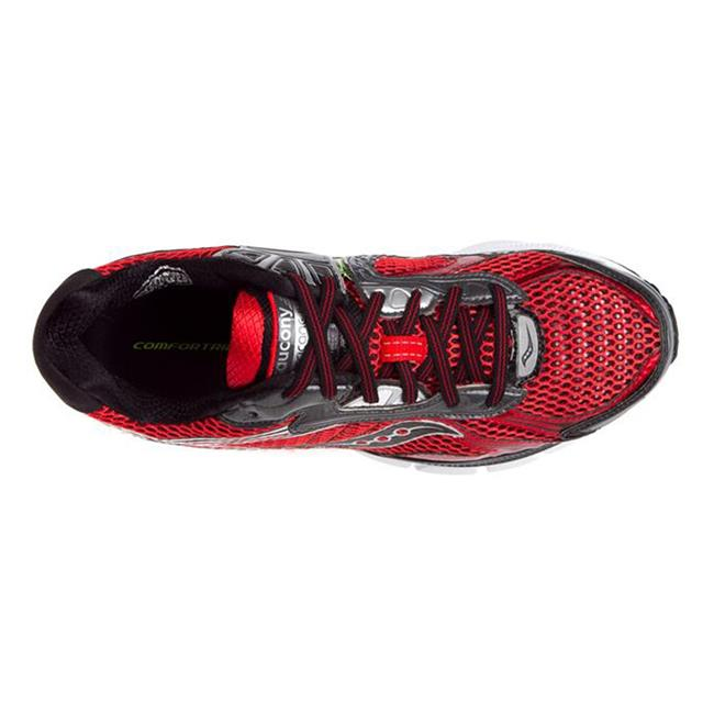 Saucony Hurricane 14 Red / Black