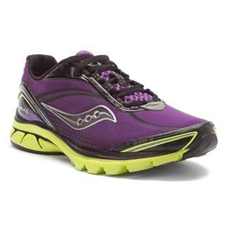 Saucony Kinvara 2 Purple / Citron
