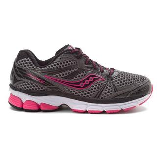 Saucony Guide 5 Gray / Black / Vizipro Pink