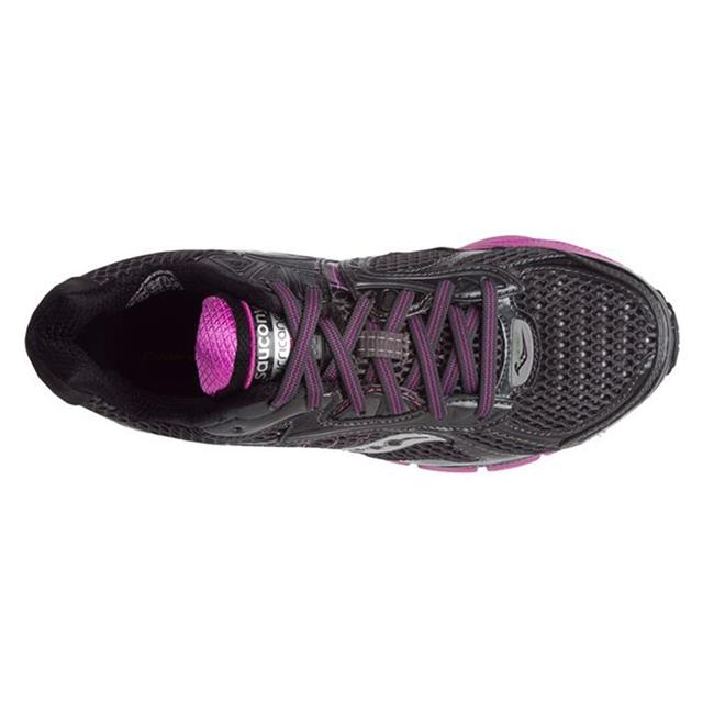 Saucony Hurricane 14 Black / Purple