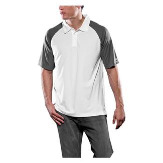 Oakley Short Sleeve Colorblock Polo Sheet Metal