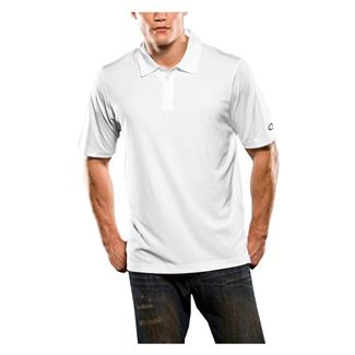 Oakley Short Sleeve Solid Polo White