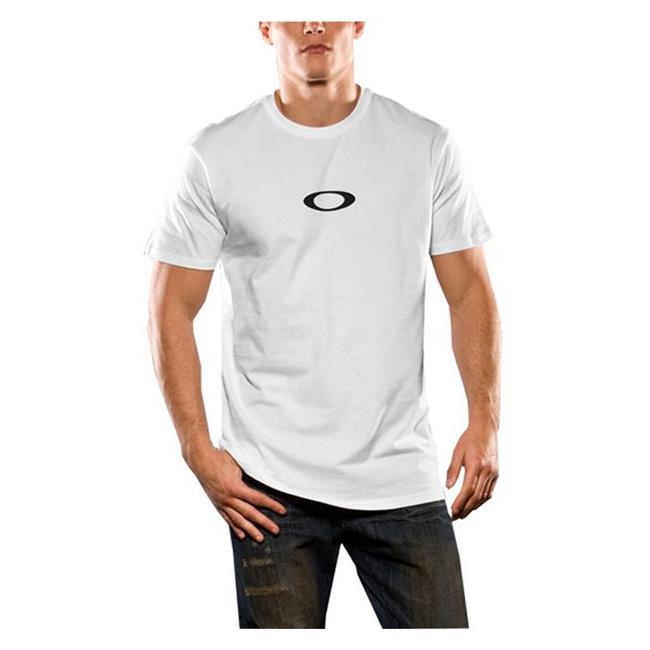 Oakley Icon Tee White