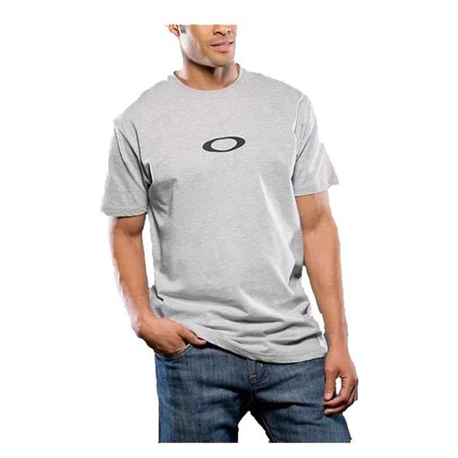 Oakley Icon Tee Heather Gray