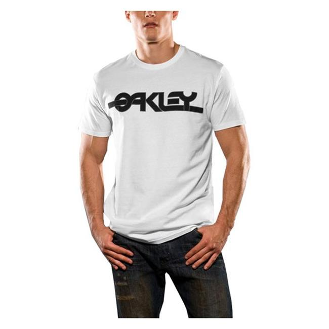 Oakley Flashback Tee White