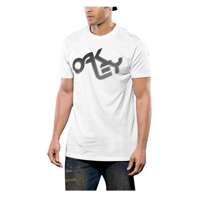 Oakley Retro Fade 2.0 Tee White