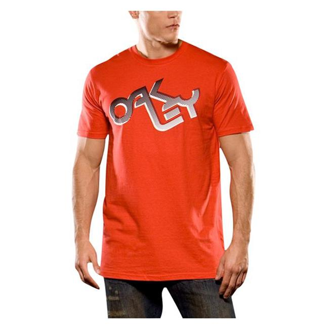 Oakley Retro Fade 2.0 Tee Red Line