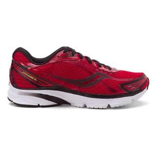 Saucony Mirage 2 Red / Black / Yellow