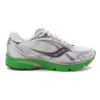 Saucony Mirage 2 White / Silver / Green