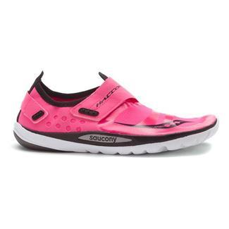 Saucony Hattori Vizipro Pink / Black