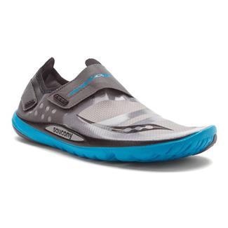 Saucony Hattori Gray / Black / Blue