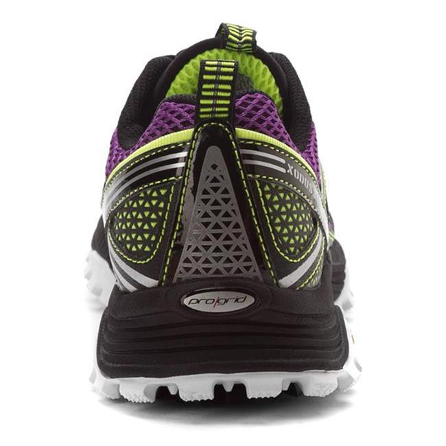 Saucony Xodus 3.0 Purple / Black / Citron