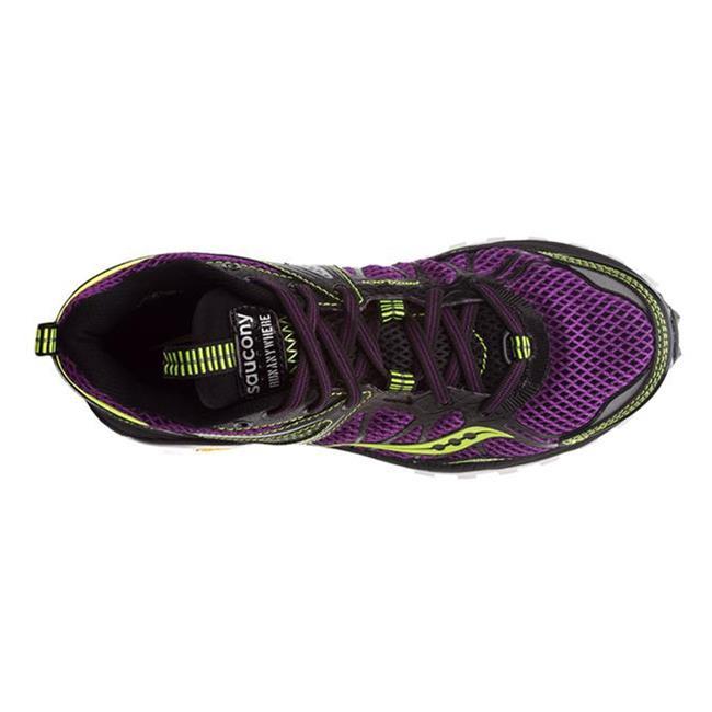 Saucony Xodus 3.0 Purple / Black / Citron