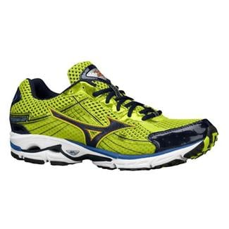 Mizuno Wave Rider 15 Lime Punch / Anthracite / Indigo Blue