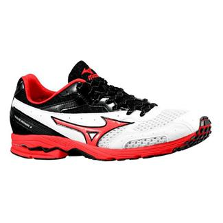 Mizuno Wave Ronin 4 White / Spicy Red / Anthracite