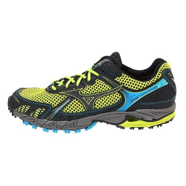 Mizuno Wave Ascend 6 Lime Punch / Anthracite
