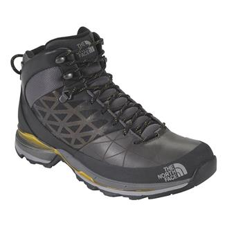The North Face Havoc Mid GTX XCR Dark Gull Gray / TNF Yellow