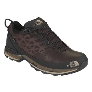 The North Face Havoc GTX XCR Demitasse Brown / TNF Yellow