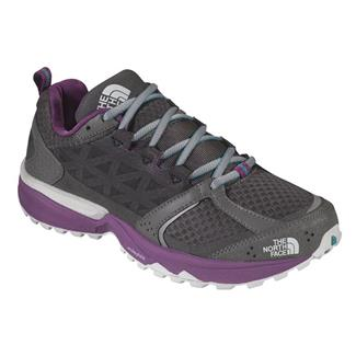 The North Face Single-Track II Dark Gull Gray / Magic Magenta