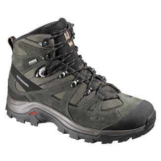 Salomon Discovery GTX Swamp / Thyme / Black