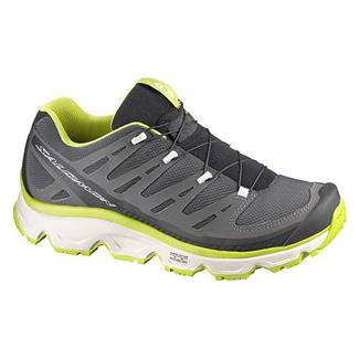 Salomon Synapse Asphalt / S-Green / Light Gray