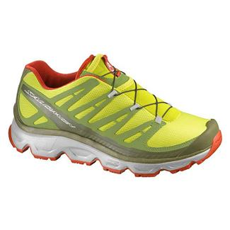 Salomon Synapse S-Green / Olive / Moab Orange