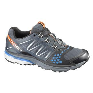 Salomon XR Crossmax Guidance Gray Denim / Deep Blue / Bright Blue
