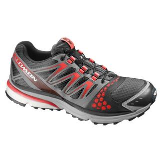 Salomon XR Crossmax Guidance Black / Detroit / Bright Red