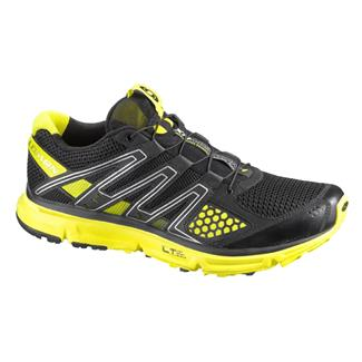 Salomon XR Mission Black / Black / Canary Yellow