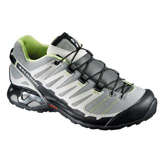 Salomon X-Over Titanium / Light Gray / Light Green Bean