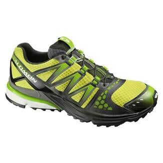 Salomon XR Crossmax Neutral Light Green Bean / Black / Grean Bean